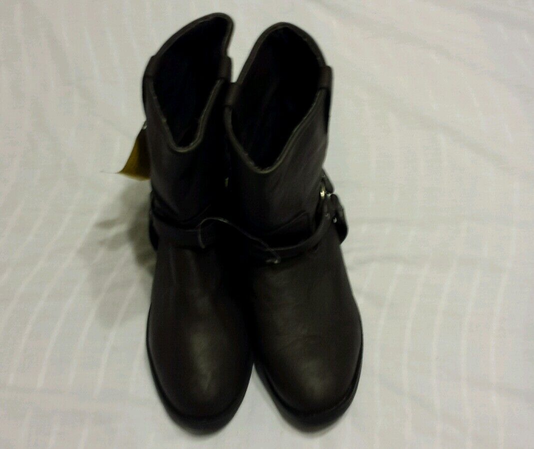 Duck Head Men Boots shoes Size 6.5 M Harness Brown