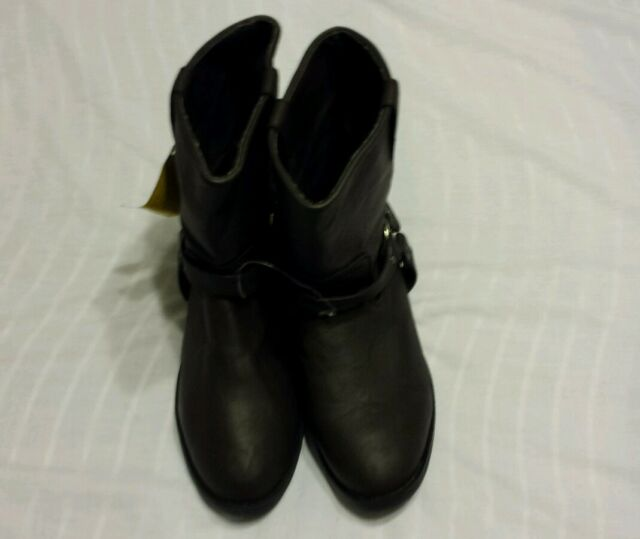 duck head men boots shoes size 6 5 m harness brown ebay