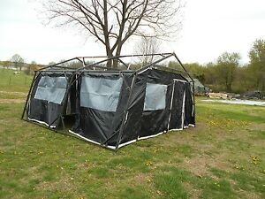 ... MILITARY-SURPLUS-TENT-LINER-16x16-FRAME-TENT-LINER- & MILITARY SURPLUS TENT LINER 16x16 FRAME TENT LINER SET