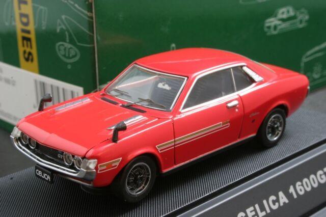 Model Cars For Sale >> 1 43 Ebbro 43085 Toyota Celica 1600 Gt Red Diecast Model Car