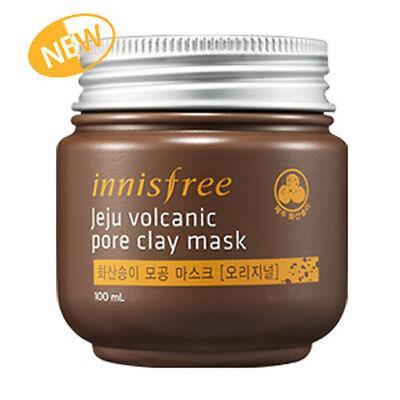 [INNISFREE]  Jeju Volcanic Pore Clay Mask Orignal 100ml /Korea Cosmetics