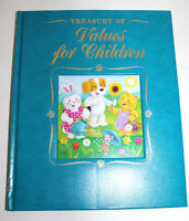Treasury Of Values For Children