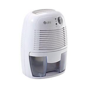 500ml dihl mini small air dehumidifier home bedroom kitchen bathroom