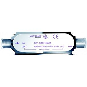 Amplificateur-lineaire-de-signal-satellite-20-dB-950-2200-MHz