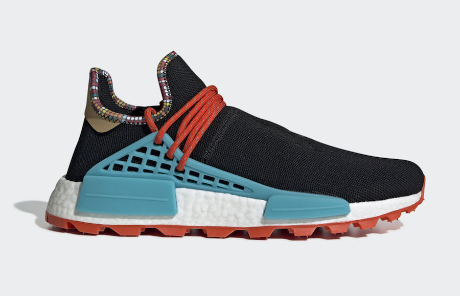 TOP ADIDAS PHARRELL WILLIAMS HUMAN NMD EUR 42 2 3  EE7582  LUXUSSPEEDSUPREME