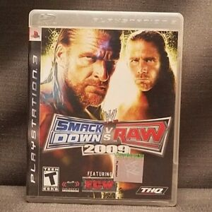 wwe smackdown vs. raw 2009 downloadable content