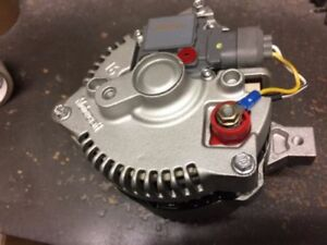 ONE WIRE FORD MUSTANG 3G Small Body ALTERNATOR 1965 66 67 ...