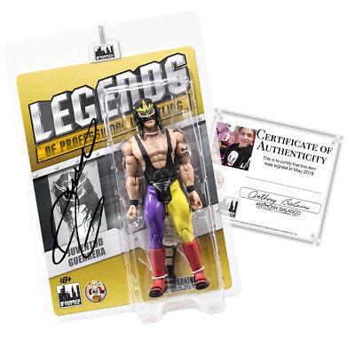 Juventud Guerrera Action Figure Official Legends of Professional Wrestling