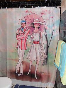 Matthew-Simpson-Mod-Mary-Poppins-Shower-Curtain