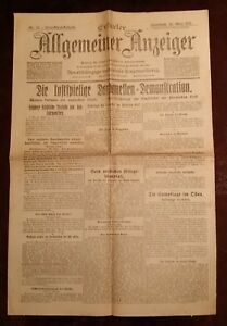 Erfurter-Allgemeiner-Indicador-20-Marz-1915-Historico-Periodico-1