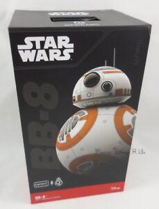 Star Wars Bb-8 Sphero App Activé Droid Jouet Figurine Robot Bb8