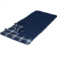 Regatta Bienna Single Sleeping Bag - Envelope, Camping, Cotton Lining