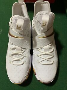 """Nike Lebron 14 """"White Wine"""" Size 9.5"""