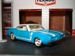 1968 68 OLDSMOBILE CUTLASS 442 LIMITED EDITION MUSCLE 1/64