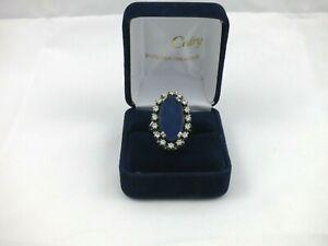 Bague-ancienne-lapis-lazuli-et-diamants