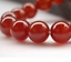 Wholesale Natural Carnelian Red Ruby Round Loose Beads Gemstones 14/'/'
