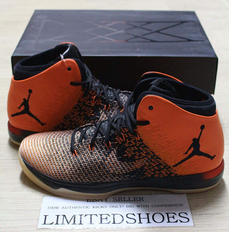 NIKE AIR JORDAN XXXI 31 SHATTERED BACKBOARD BLACK STARFISH 845037-021 US 7 SIZE Seasonal price cuts, discount benefits