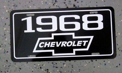1970 Chevrolet Nova  license plate tag 70  Chevy ll Two 396 350 327 compact car