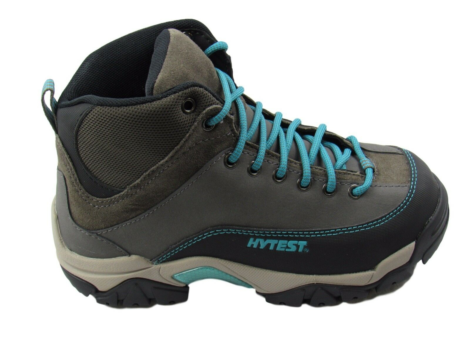 Hytest damen Apex Hiker Steel Toe Safety schuhe Slip and Oil Resistant Sz 6.5 W