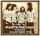 Live at The Electric Ballroom Milwaukee 23rd October 1978 by Todd Rundgren &