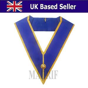 Masonic-Regalia-Craft-Provincial-full-dress-collar-Excellent-Quality