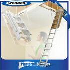 Werner AH2210CA 2.4m Aluminium Attic Ladder