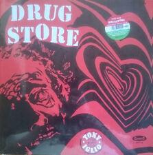 Tony Iglio – Drugstore LP Cinedelic Free Jazz Italian Library Soundtrack Vinyl
