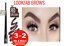 LOOKFAB-Eye-Brow-Definer-amp-Brush-Pencil-Duo-Double-Ended-Eyebrow-Definer-Brow thumbnail 15