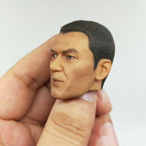 FLAGSET 1//6 Chinese People/'s Liberation Army Machine Gunner Headsculpt Model