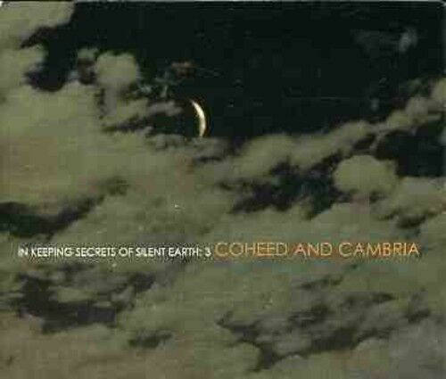 1 of 1 - Coheed & Cambria - Vol. 3-In Keeping Secrets of Silent Earth [New CD] Germany -