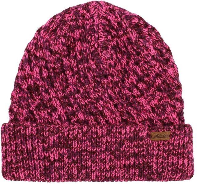 Brand New adidas Originals Twilight Beanie Womens Hat Cap Burgundy Pink 135adc6800