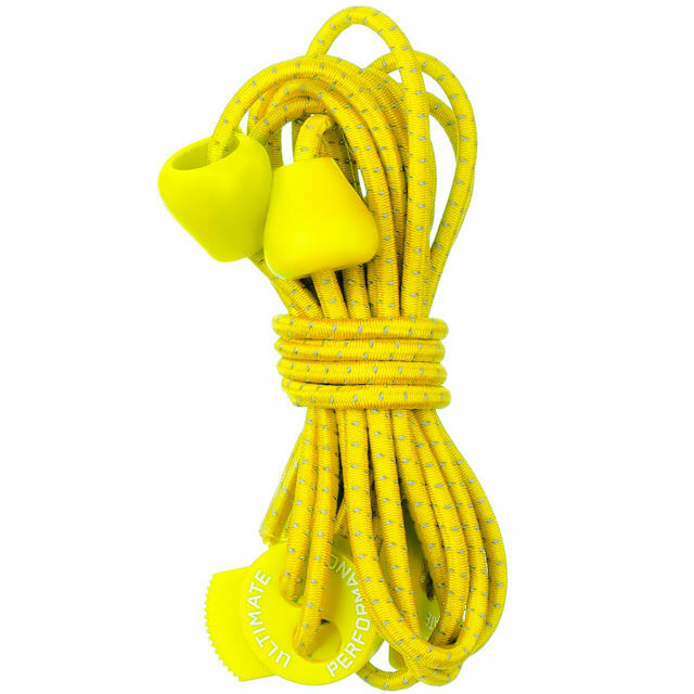 Ultimate Performance Reflective Elastic Laces Adjustable Replacement Shoelaces