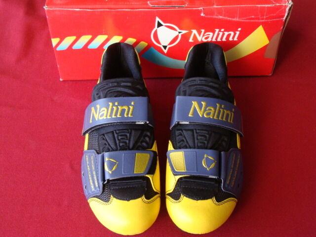 Scarpe da bici cycling scarpe Nalini Ciclo 05 Made in  Taglia  46