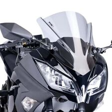 09-14 Yamaha YZF-R1 Puig Z Racing Windscreen Light Smoke  4935H
