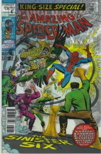 Spider-man #234  Marvel Comic Book 2018 Aaron Davis Iron Spider 3D Cover NM