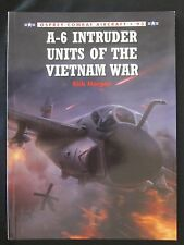 Osprey Book: A-6 Intruder Units of the Vietnam War - Combat 93