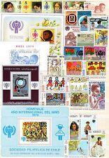 Jahr des Kindes 1979 ** - Lot - KW  108,-- €  ( 31201 )