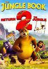 Jungle Book Return 2 The Jungle 0625828622533 With Emma Tate DVD Region 1