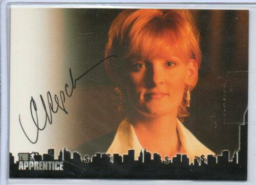 The Apprentice Autograph Card Selection NM Comic Images 2005