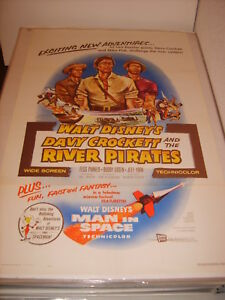 DAVY-CROCKETT-AND-THE-RIVER-PIRATES-1956-US-ORIGINAL-27x41-MOVIE-POSTER-468
