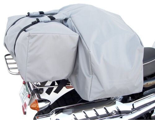 Waterproofing for Tank Wolfman Luggage Rain Covers Tail /& Duffel Bags