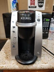 Keurig-B130-K130-1-Cup-Coffee-And-Espresso-Maker-USED