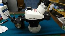 Bausch & Lomb StereoZoom 4 Microscope .7x-3.0x Zoom Range with Light Source