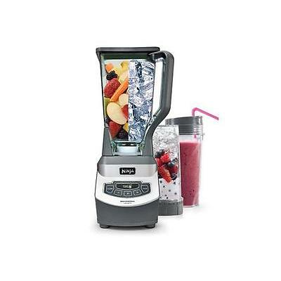 Ninja BL660 1100W 72 oz. 16 oz. Cups Professional Blender (Certified Refurbished