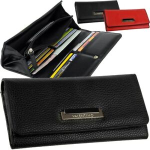 VALENTINO-Damen-Portemonnaie-Geldbeutel-Geldboerse-Geldtasche-Brieftasche-Anice