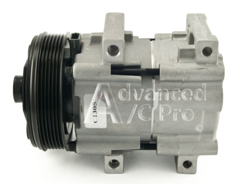New AC A//C Compressor Fits 1994-2004 Ford Mustang V6 3.8L ONLY