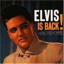 Elvis Presley Is back (1960; 12 tracks) [CD]