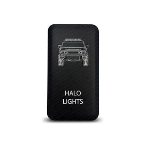 CH4x4-Toyota-Push-Switch-FJ-Cruiser-Halo-Lights-Symbol-Red-LED
