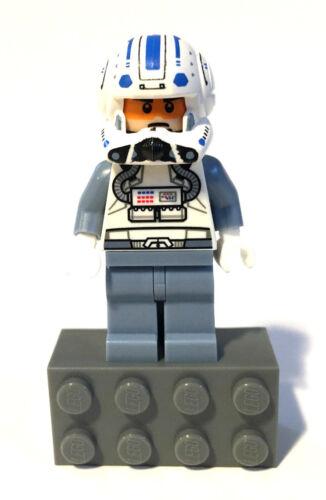 LEGO Star Wars Clone Pilot Magnet Kühlschrank Figur 8088 auch 75072 8014 75021
