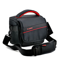 Camera Case Bag f Canon DSLR Rebel T3i T1i T2i XSi EOS 1100D 60D 5D 600D T3  NEW